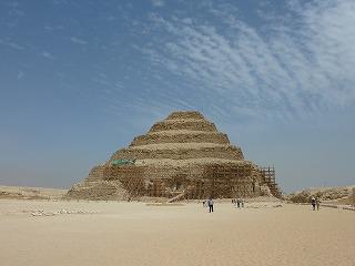 階段ピラミッド1