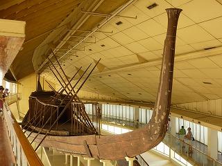太陽の船博物館8