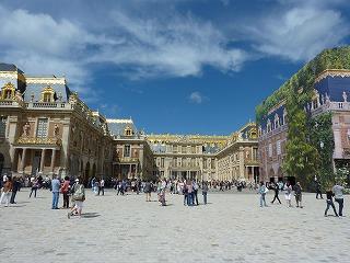 ヴェルサイユ宮殿03