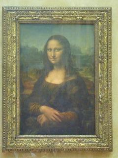 ルーヴル美術館04-モナリザ
