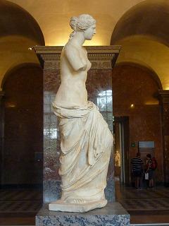 ルーヴル美術館07-ミロのヴィーナス