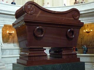 アンヴァリッド08-ナポレオンの棺
