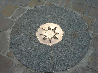 ノートルダム大聖堂08-パリ0地点