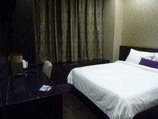 Vラベンダーホテル1