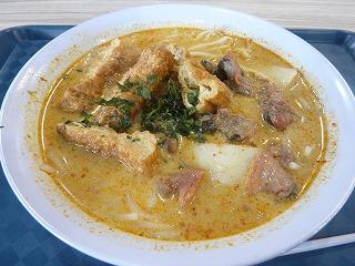 20110930昼食2-ラクサ