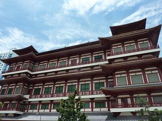 新加坡佛牙寺龍華院1