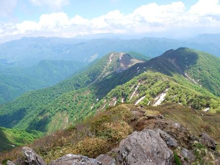 谷川岳 1