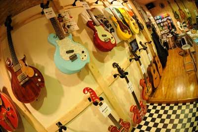 ギター展示会