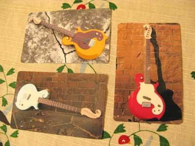 ギターカード