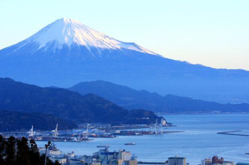 日本平から富士山01