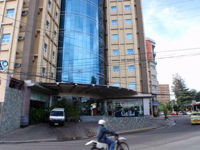 シティパークホテル
