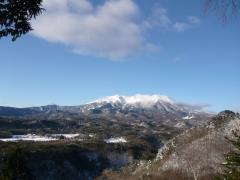 2009.12.22九蔵峠より