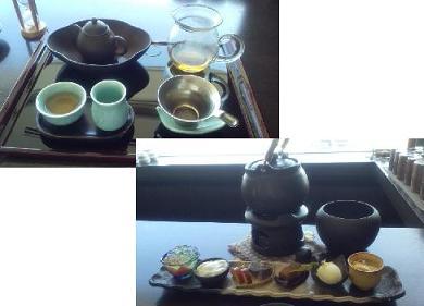 お茶SET