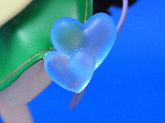 青のハート