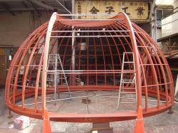 天体望遠鏡~ドーム