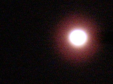 23日の月