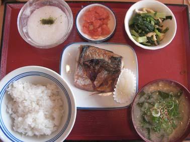 星田北食堂 5