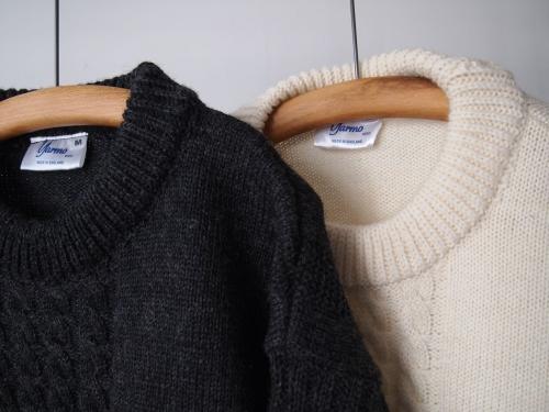 Yarmoヤーモガンジーセーター01