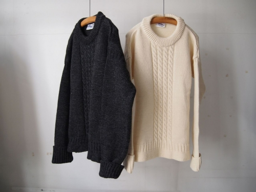 Yarmoヤーモガンジーセーター02