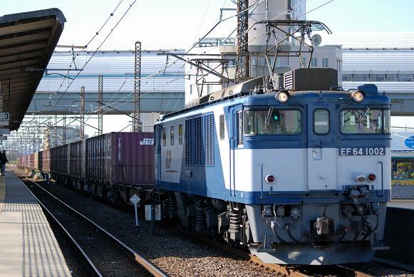 4097レ EF64-1002