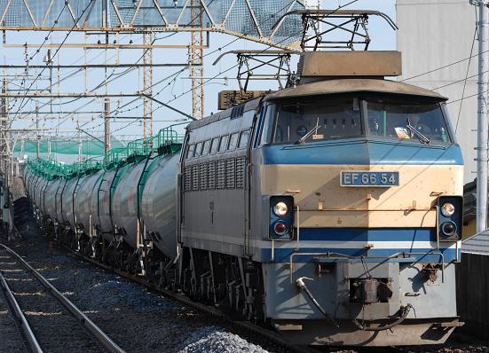 4078レ EF66-54