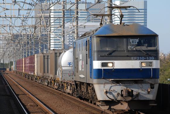 4095レ EF210-139
