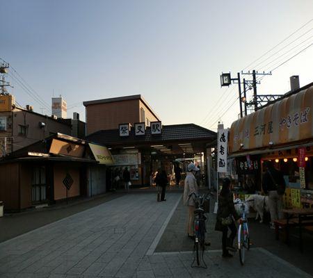 keisei kanamachi shibamata sta 20110226_R