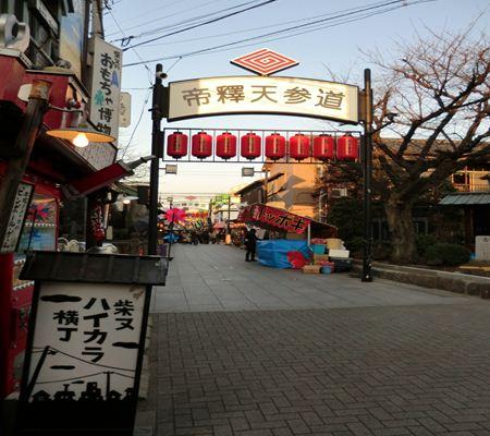 shibamata to taishakuten 20110226_R
