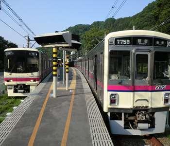 keio line takaosanguchi sta 01 20110520_R