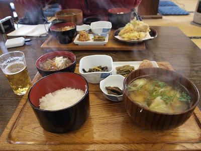 伝承園定食