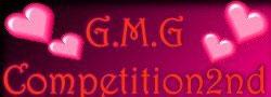 GMG第二回コンペ