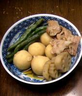 晩ご飯~野菜