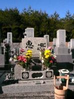 墓参り-1