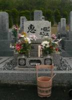墓参り20100326-2