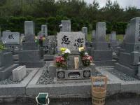墓参り20100526