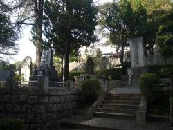 海軍墓地20131028-2