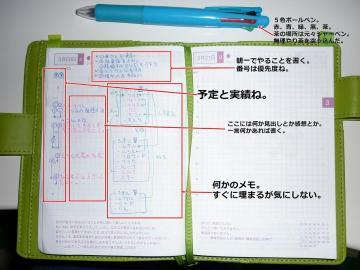 ネオ『ほぼ日手帳 2010年』
