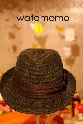 マイケル帽子