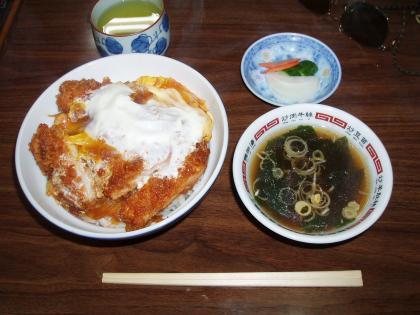 カツ丼_100306