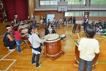 太鼓教室①