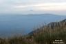 ③a登山路(扇ヶ鼻分岐~沓掛山)から雲仙普賢岳遠望