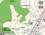 能見堂緑地アプローチ・市街図