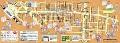 日暮里繊維街マップ