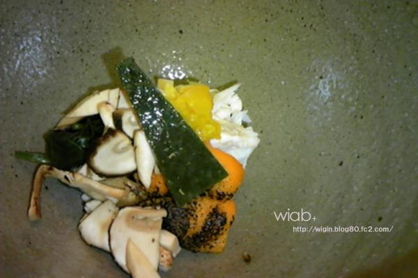 ウニや蟹。 素材の味をそのまま生かしてて本当に美味しいと思った
