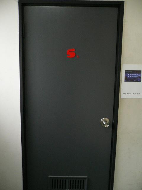 ドアを開けると・・・