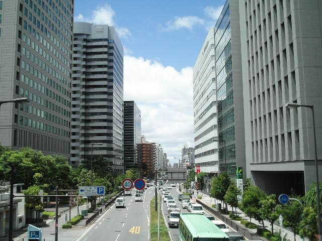 新大阪付近