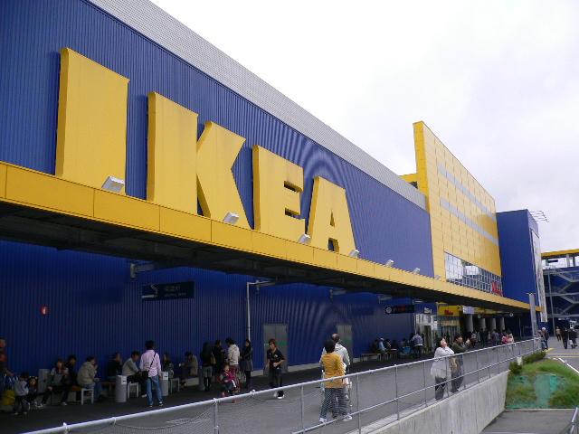 IKEA新三郷店。。