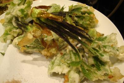 山菜フリッター