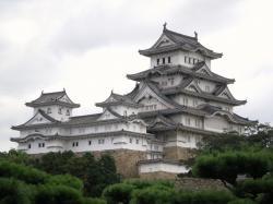 姫路城・西の丸からの定番ショット