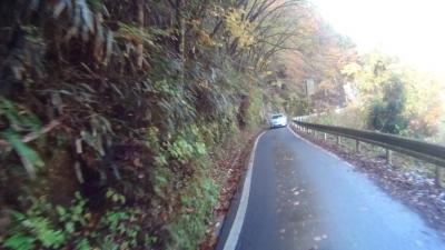 K365は極狭路